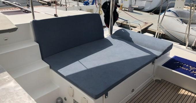 Location yacht à Marseille - Lagoon Lagoon 450 F sur SamBoat