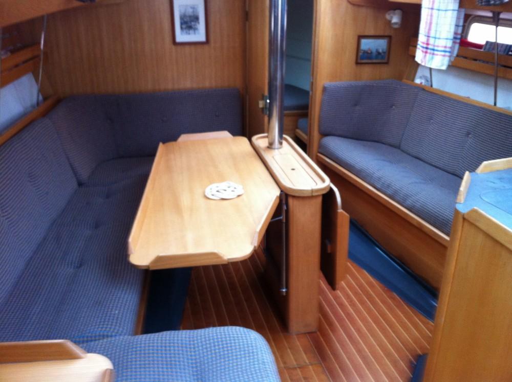 Location bateau Kirie Feeling 326 à Brest sur Samboat
