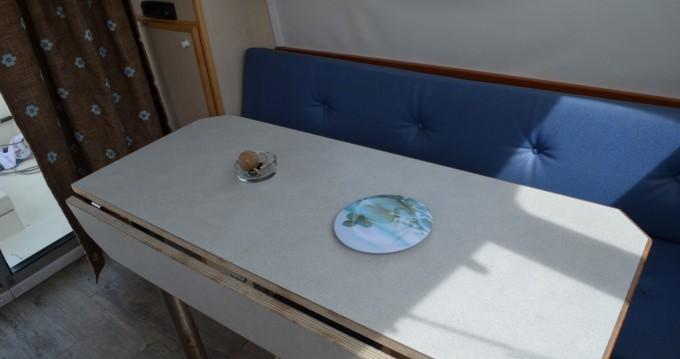 Location yacht à Languimberg - Les Canalous Triton 860 Fly sur SamBoat