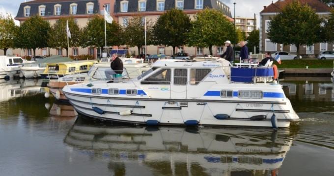 Location bateau Carnon-Plage pas cher Tarpon 37