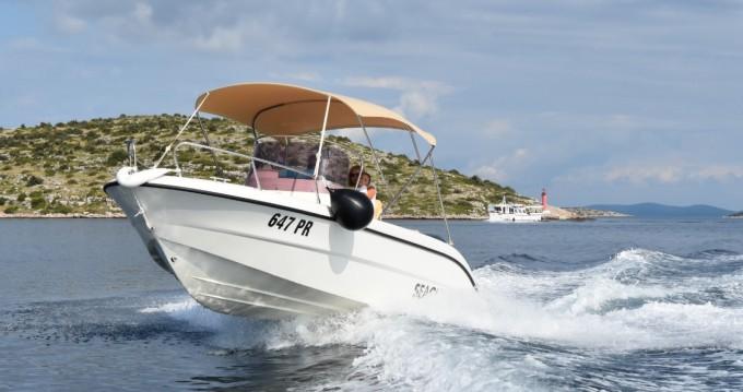 Location Bateau à moteur à Ugljan - Sessa Marine Key Largo 20 Deck