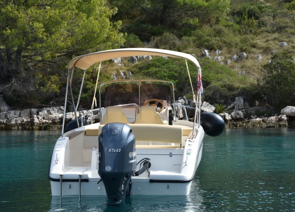 Location bateau Sessa Marine Key Largo 20 Deck à Ugljan sur Samboat
