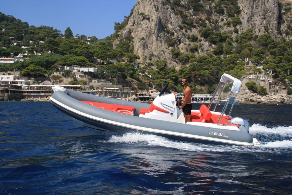 Noleggio Gommone con o senza skipper 2 BAR Sorrento