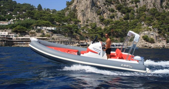 Location yacht à Sorrento - 2 BAR 62 sur SamBoat