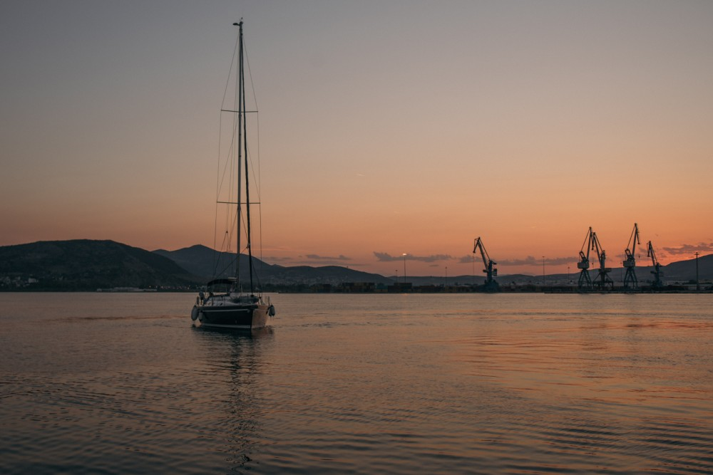 Segelboot mieten in Volos - Ocean Star 51.2