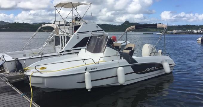 Location bateau Bénéteau Flyer Serie 6 à Le Marin sur Samboat