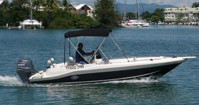 Lenco Marine CUDA 21  entre particuliers et professionnel à Sainte-Rose
