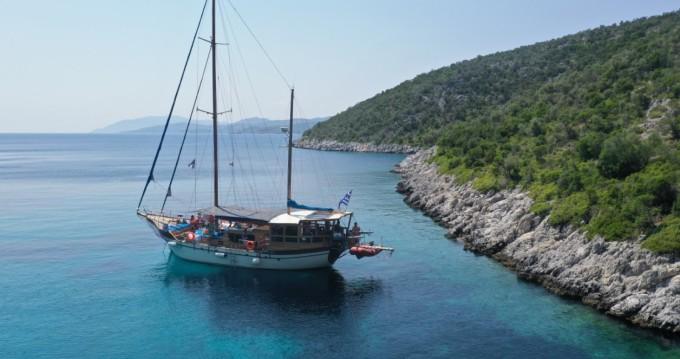 Location bateau Volos pas cher Wood Sailing boat 65 fit