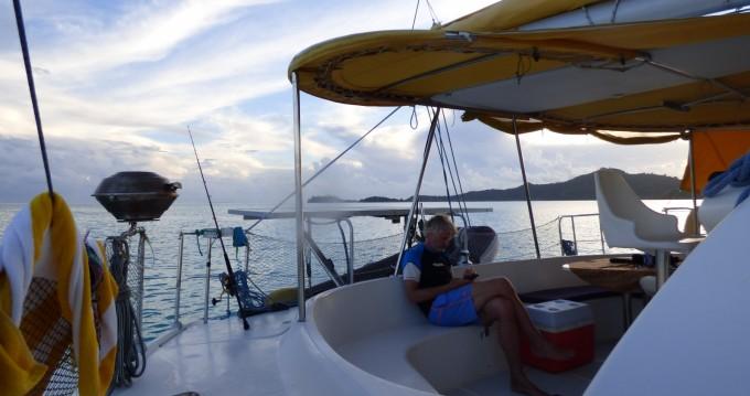 Location yacht à Papeete - Fountaine Pajot Bahia 46 sur SamBoat