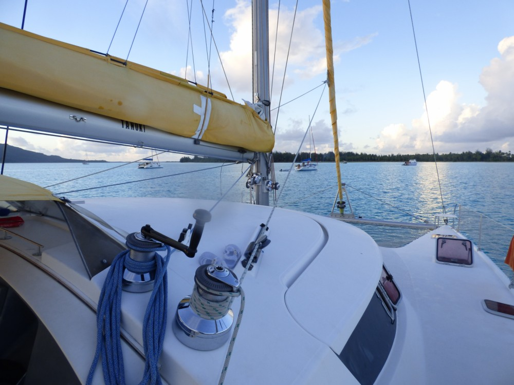 Location yacht à Papeete - Fountaine Pajot Bahia 46 sur SamBoat