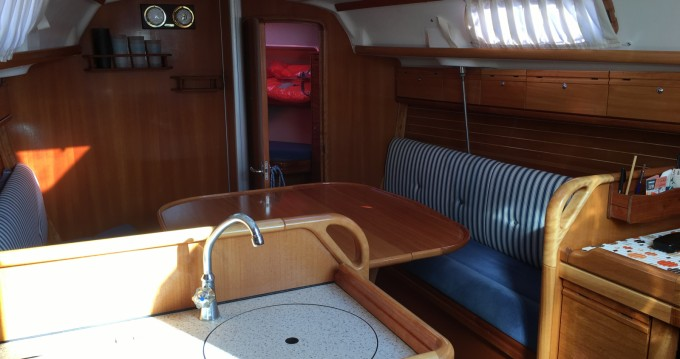 Location Voilier à Piriac-sur-Mer - Bavaria Bavaria 30 Cruiser