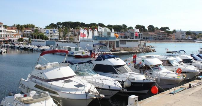 Location bateau Guy Couach peche promenade à Saint-Cyr-sur-Mer sur Samboat
