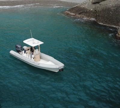 Semi-rigide à louer à Portofino au meilleur prix