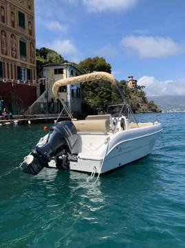 Bateau à moteur à louer à Portofino au meilleur prix