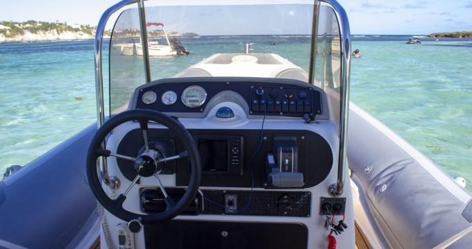 Location bateau Le Gosier pas cher Sacs S 25 Dream