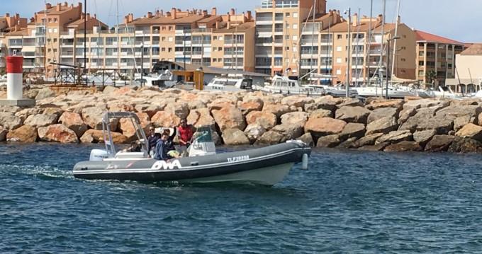 Location bateau Bwa Sport 22 GT à Hyères sur Samboat
