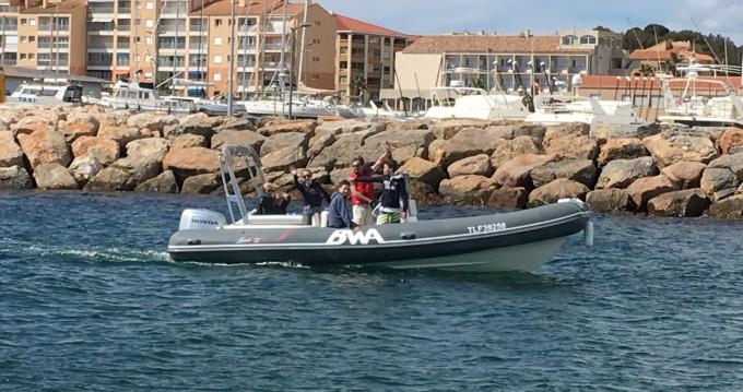 Location yacht à Hyères - Bwa Sport 22 GT sur SamBoat