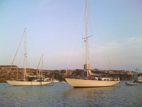 Louer Voilier avec ou sans skipper Columbia à Lavagna