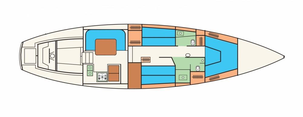 Location bateau Lavagna pas cher 50