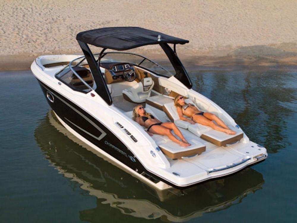 Location yacht à Setúbal - Chaparral Chaparral 257 SSX sur SamBoat