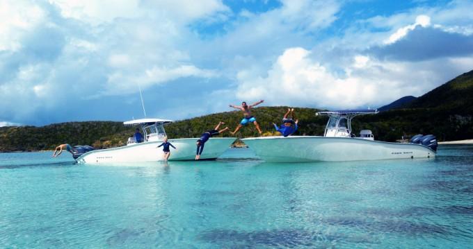 Location bateau Charlotte Amalie pas cher 31 center console