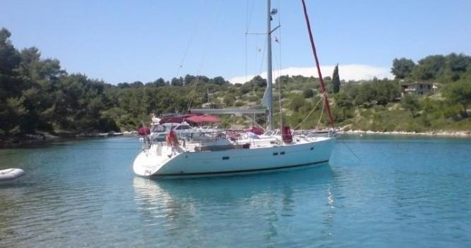 Location Voilier à Île Marie-Galante - Bénéteau Oceanis 411 Clipper