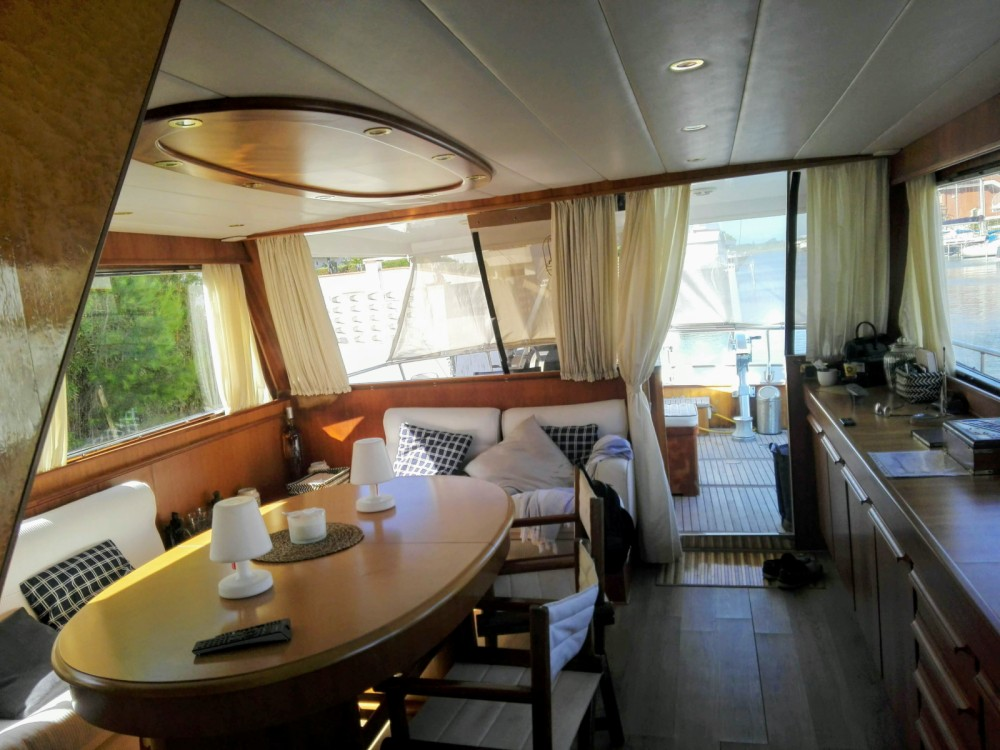 Location Yacht à Roses - Cantieri Di Pisa AKHIR 19