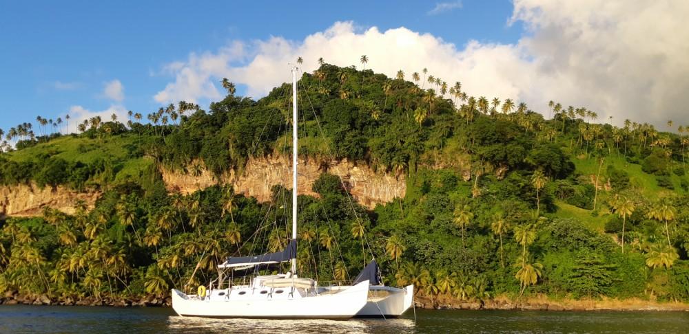 Boat rental Wharram Pahi 42 in Port-Louis on Samboat