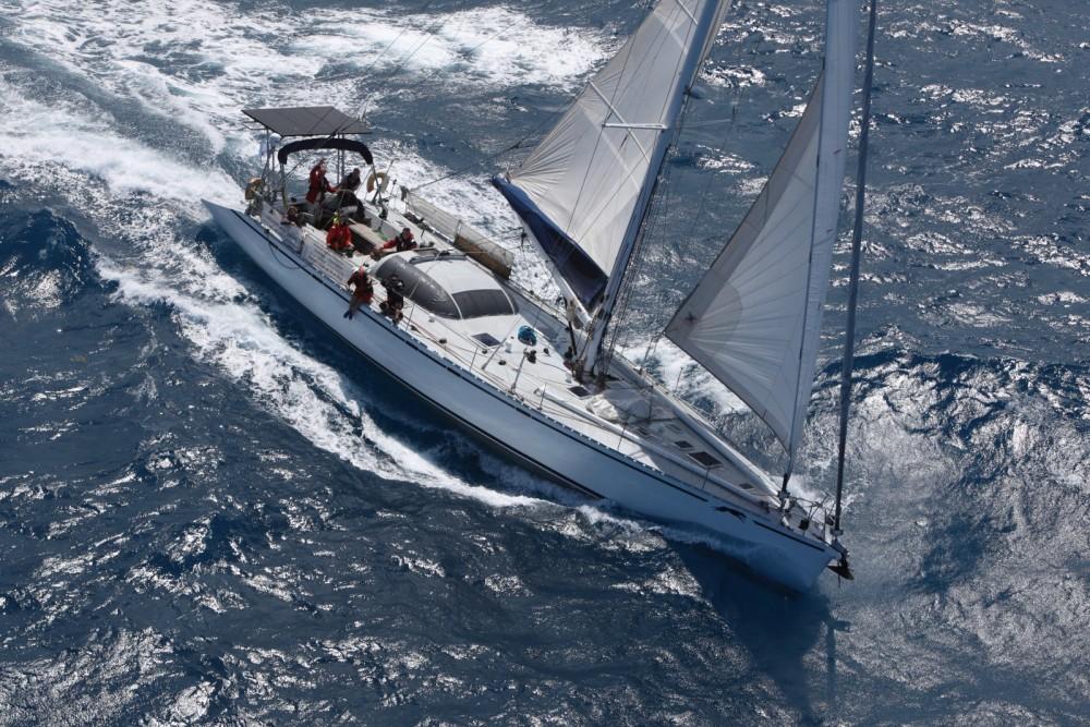 Location Voilier à Sainte-Rose - Leguen Hemidy levrier des mers 20,20 mtr