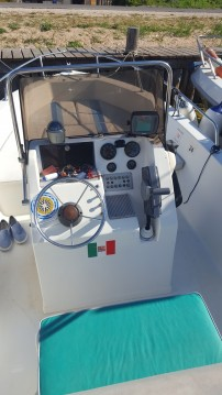 Location Bateau à moteur à Terracina - Bress 192 6.80