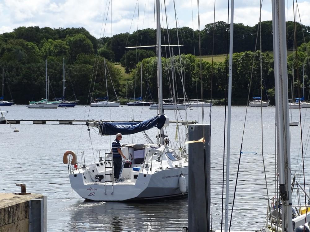 Jachthuur in La Roche-Bernard - Fora Marine RM1050 via SamBoat