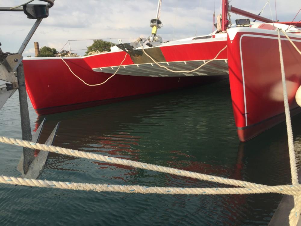 Location Catamaran Sud composite  avec permis
