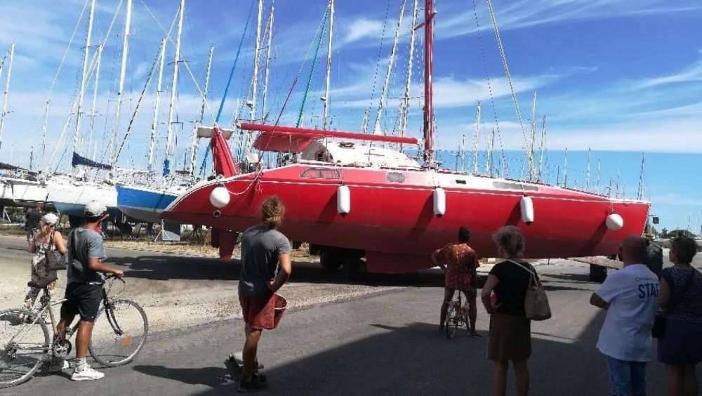 Location bateau Port-Saint-Louis-du-Rhône pas cher Grand sud 47