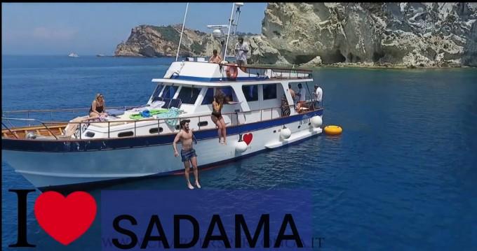 Location yacht à Naples - Comena Sadama  sur SamBoat