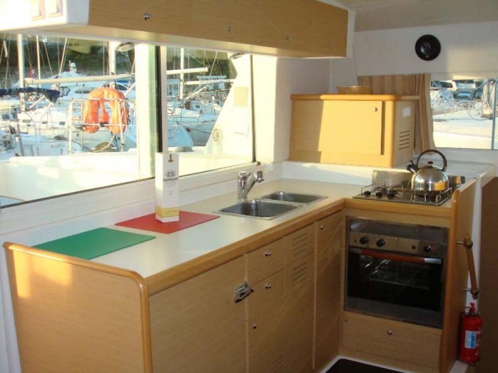 Location Catamaran à Athènes - Lagoon Lagoon 420