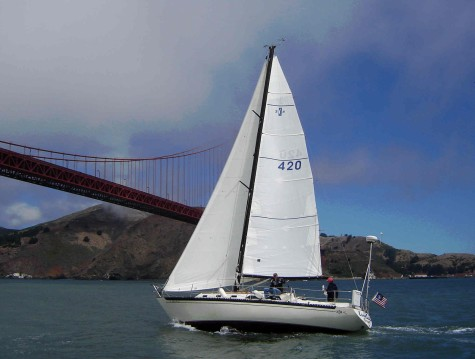 Voilier à louer à San Francisco au meilleur prix