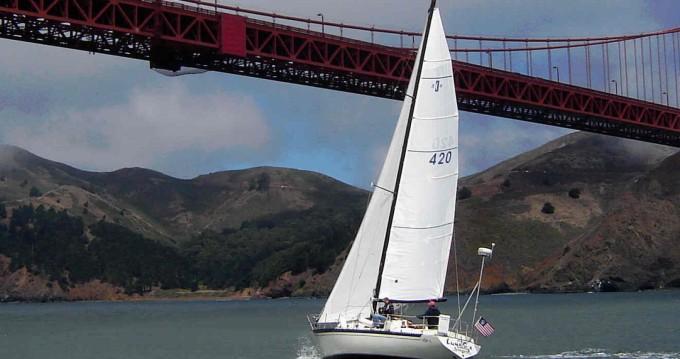 Louez un Islander 36 à San Francisco