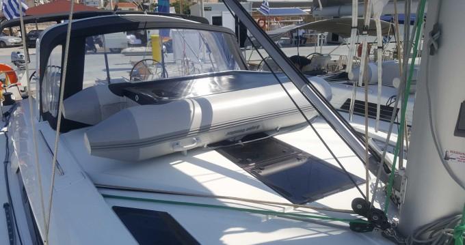 Location bateau Lávrio pas cher Oceanis 51.1