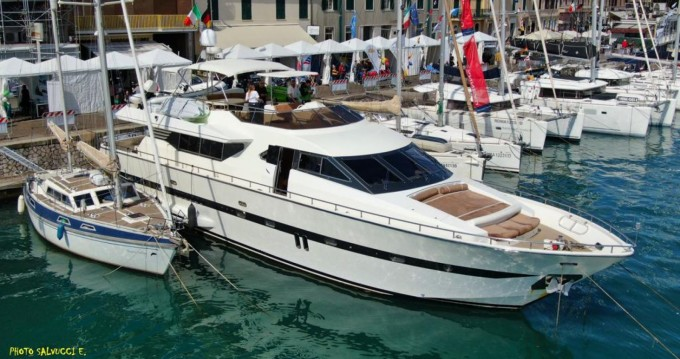 Location yacht à Marina di Stabia - Italversilcraft Fantom 80 sur SamBoat