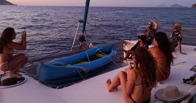 Location bateau Olbia pas cher Lavezzi 40