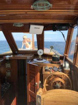 Louer Bateau à moteur avec ou sans skipper Cantiere Lampedusa à Porto Azzurro