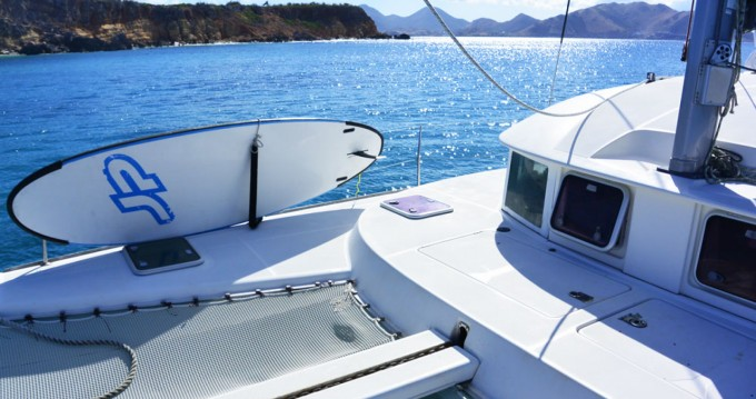 Louer Catamaran avec ou sans skipper Lagoon à Marigot