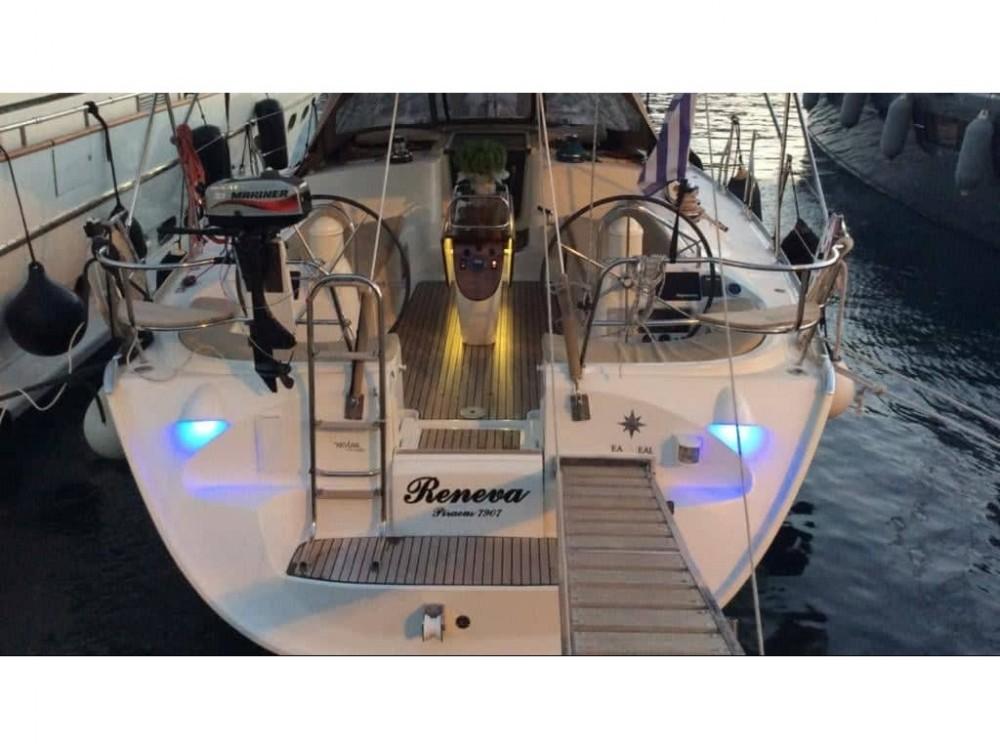 Rent a Jeanneau Sun Odyssey 43 Alimos Marina