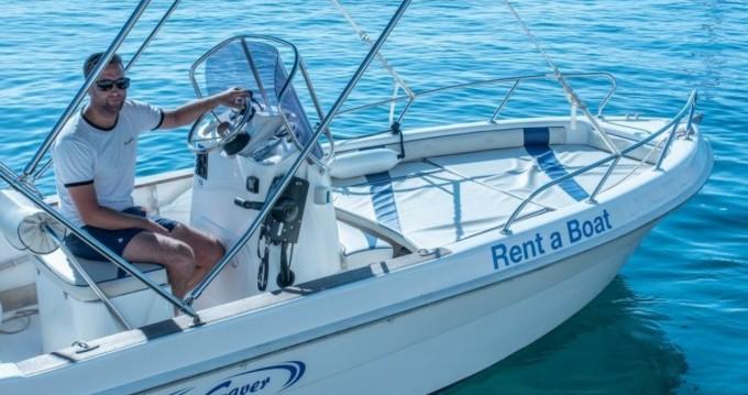 Location bateau Saver 540 à Rijeka sur Samboat