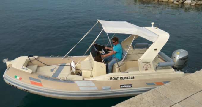 Location yacht à Bol - Solemar B 58 offshore sur SamBoat
