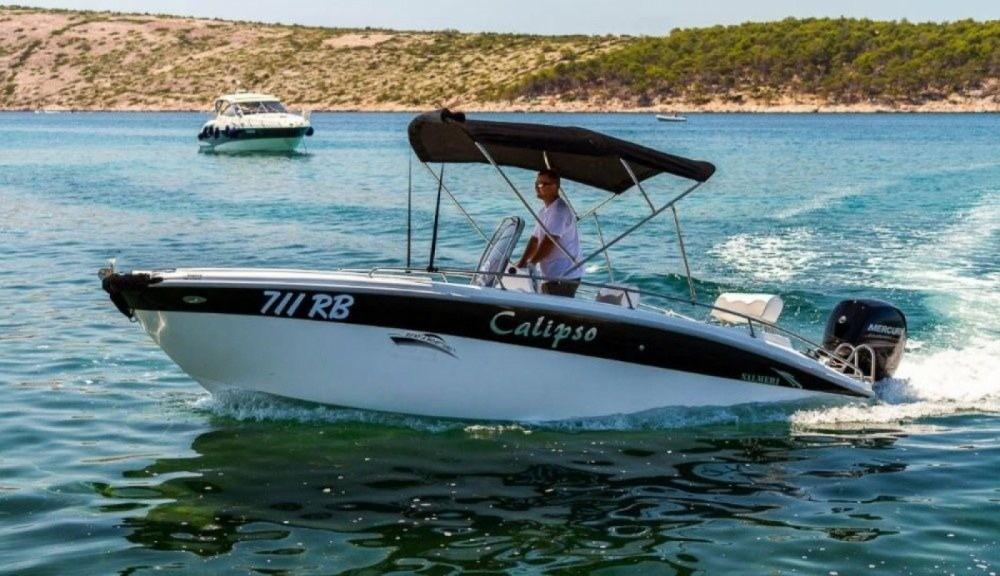 Location bateau Barbato pas cher Salmer Calipso 21