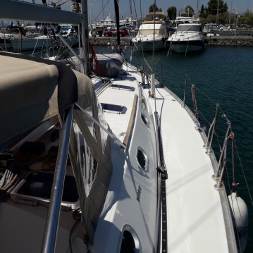 Location bateau Álimos pas cher Sun Odyssey 52.2