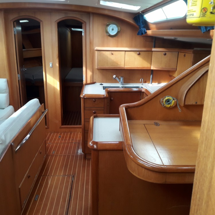 Rental yacht Athens - Jeanneau Sun Odyssey 52.2 on SamBoat