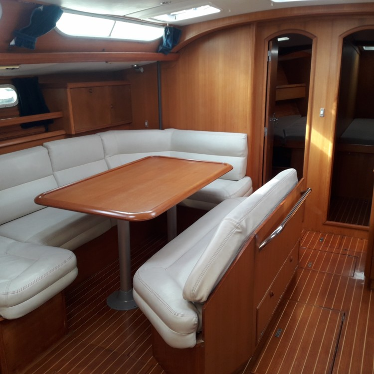 Boat rental Jeanneau Sun Odyssey 52.2 in Athens on Samboat
