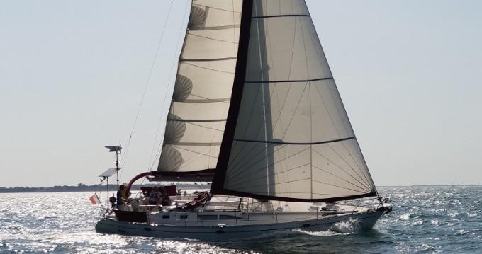 Jeanneau Sun Odyssey 45.2 entre particuliers et professionnel à La Rochelle